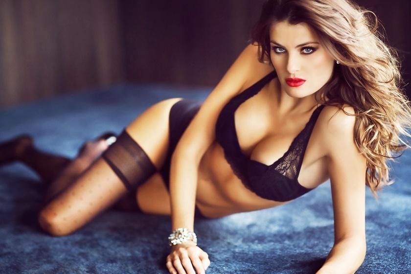 Бразильская модель Изабели Фонтана в журнале Vogue. Фотографии 0 141b18 42a15c3c orig