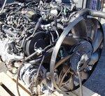 Двигатель 30DDTX 3.0 л, 249 л/с на LAND ROVER. Гарантия. Из ЕС.