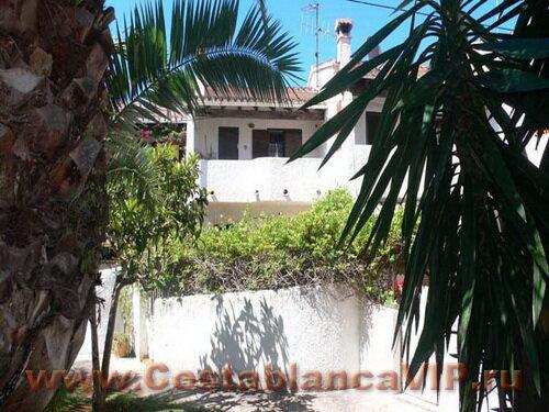 таунхаус в El Poblets, таунхаус в Эль Поблетс, таунхаус в Дении, Недвижимость от банка, таунхаус от банка, недвижимость в Испании, Коста Бланка, CostablancaVIP