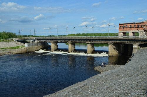 Фото города Инта №7827  Западная сторона моста ТЭЦ 21.06.2015_14:29