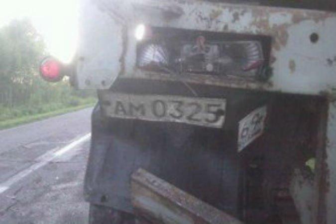 ВМышкинском районе в трагедии умер мотоциклист