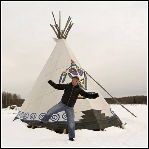 индейское типи