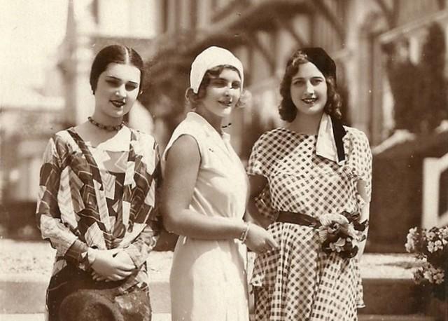 Ретрокрасавицы с конкурса «Мисс Европа — 1930» (23 фото)