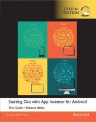 Книга Starting Out With App Inventor for Android, Global Edition