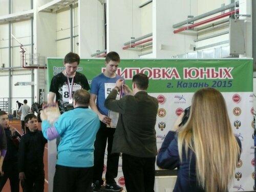 Шиповка юных финал в Казани