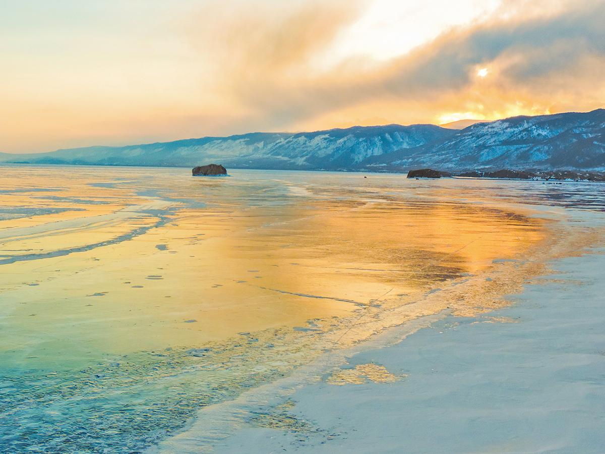 Золото Байкала