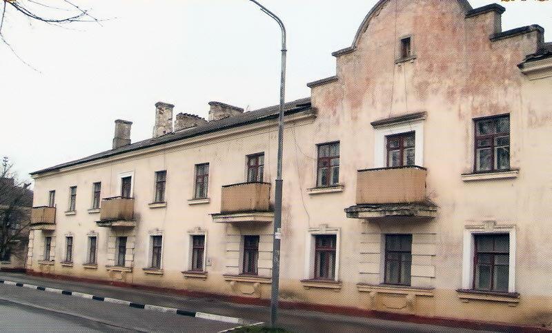 Дом на месте Семинарии, ЖК Семь, 2005, фото из коллекции А.Лимарова