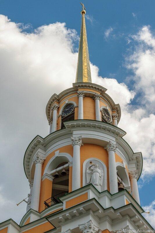 Соборная колокольня, Рязань