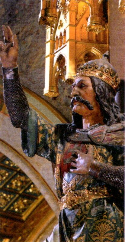 Король Андраш II (ок. 1175–1235)