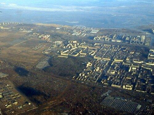 Из Челябинска в Питер