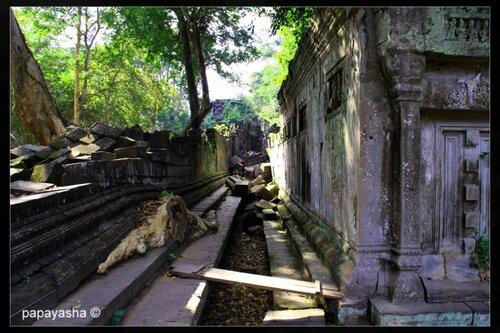 Храм Бенг миле