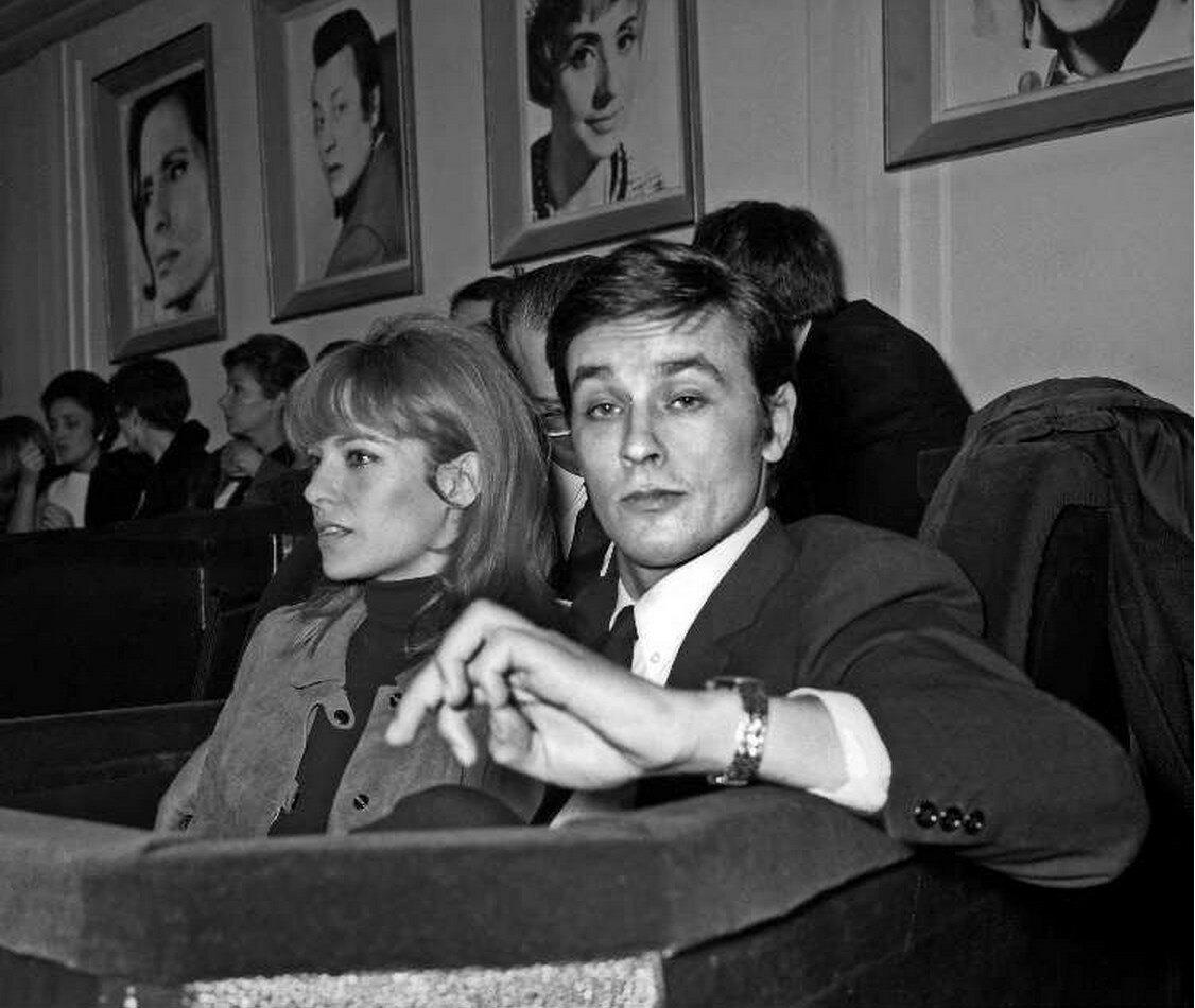 1968. С Натали