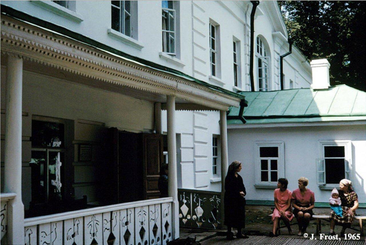 1965. Ясная Поляна. Музей Толстого в бывшем имении писателя