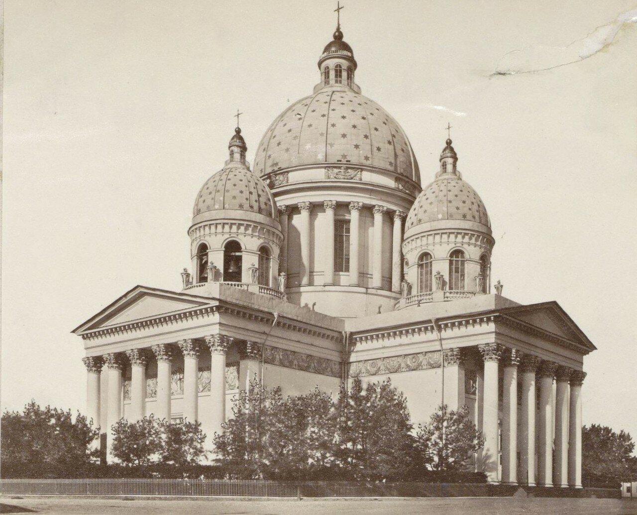 Внешний вид Исаакиевского собора
