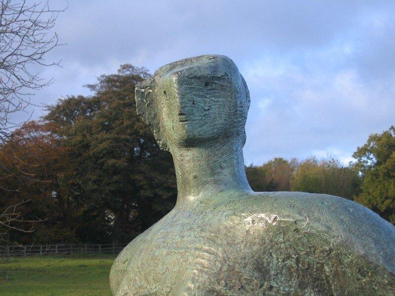 Йоркширский скульптурный парк