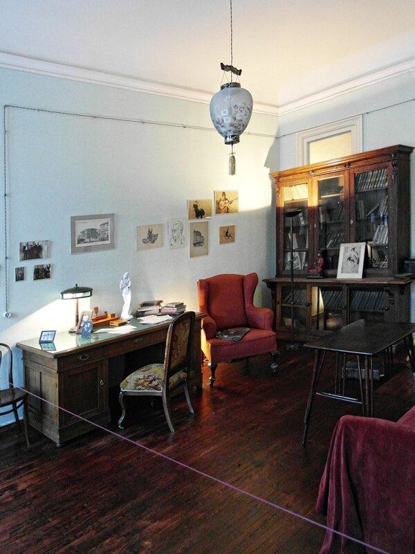 интерьерная фотоъсемка музея