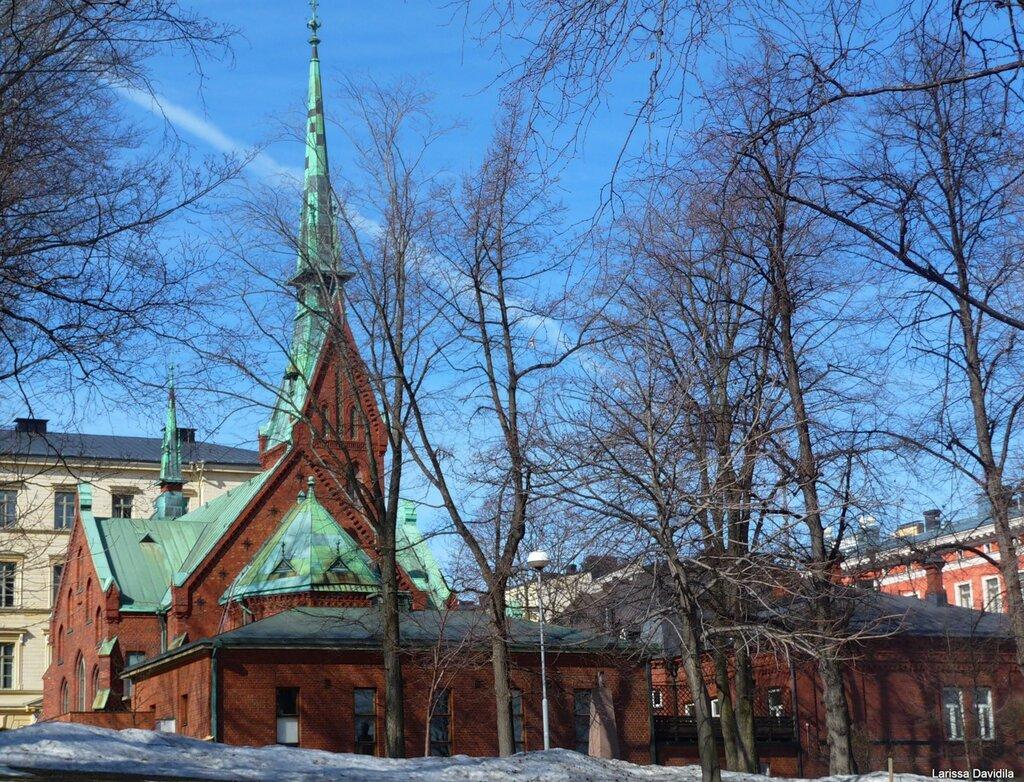 Немецкая церковь.