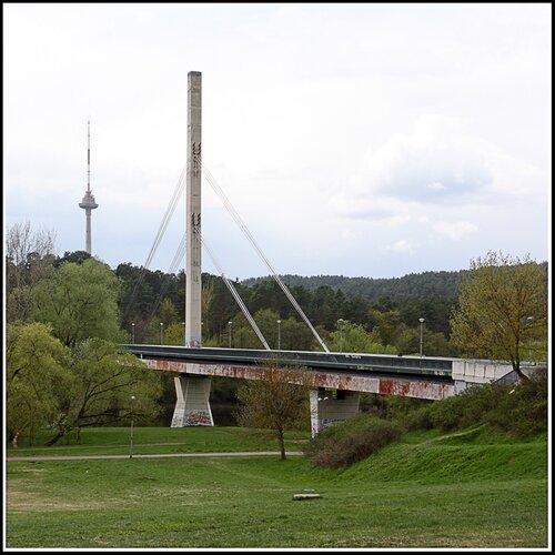 Вильнюс: мост