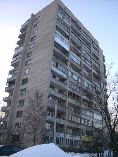 Бухарестская ул. 45