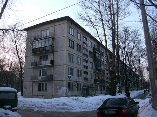 Бухарестская ул 41к1