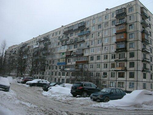 ул. Крыленко 21к2