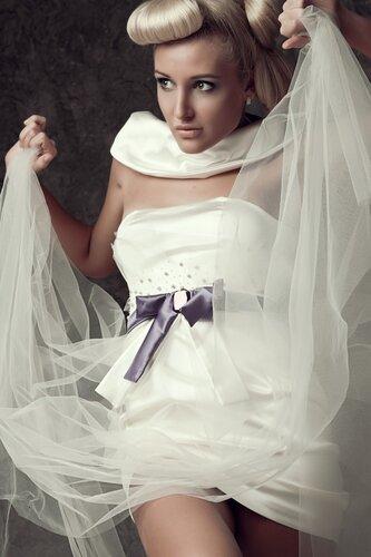 de7cdc5f02d Маленькое свадебное платье и история его появления