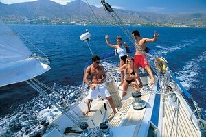 Турция яхтинг