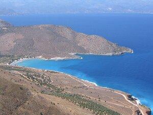 Крит Залив Мирабелло