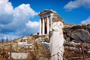 Храмы Делоса