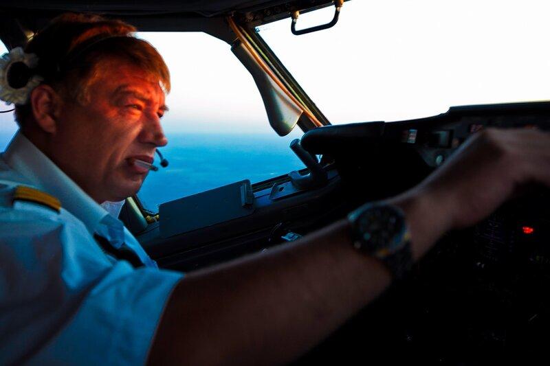 Лётчик Лёха - записки пилота - Страновик