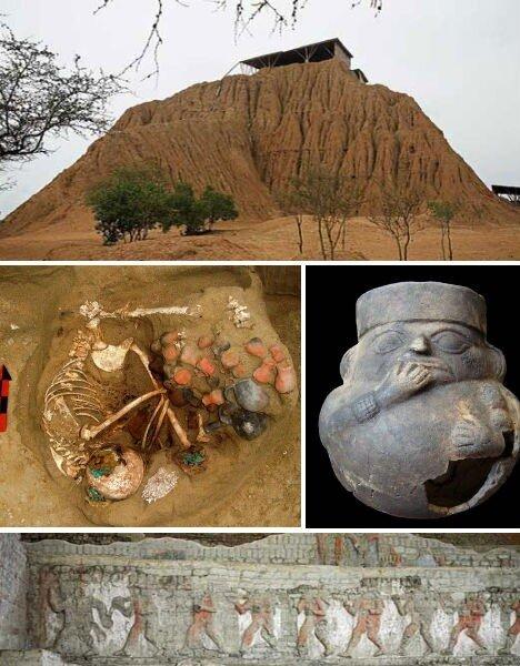 моче, перу, исчезнувшие цивилизации