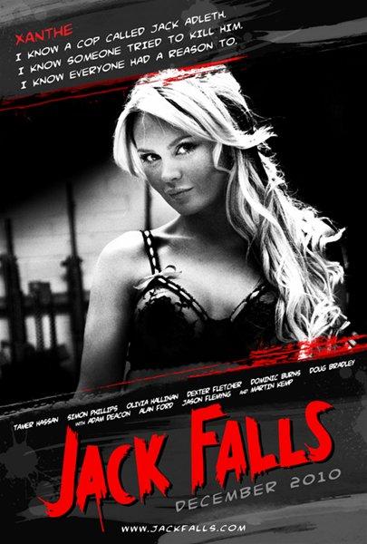 Падение Джека / Jack Falls (2010/HDRip/1400Mb)