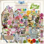 «ZIRCONIUMSCRAPS-COLORFUL EASTER AND SPRING» 0_581f4_f18684b8_S