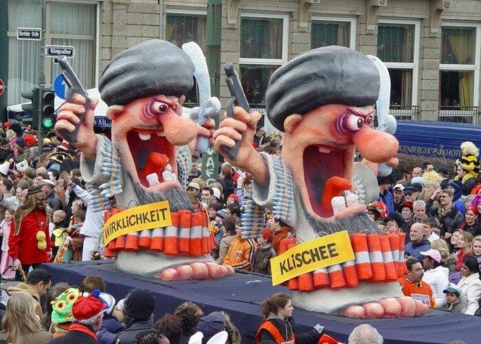 карнавал в кельне 2015