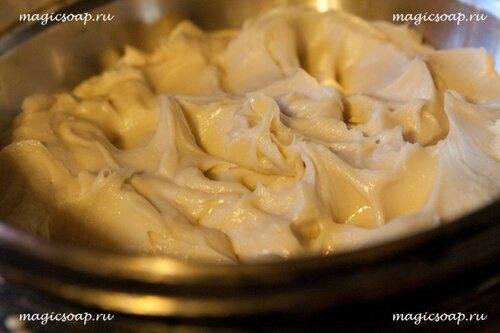 """Горячий способ приготовления мыла """"с нуля"""" (на примере кастильского). Рецепт и пошаговый мастер-класс"""