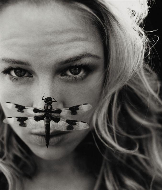 модель Рене Зелвегер / Renee Zellweger, фотограф Peggy Sirota