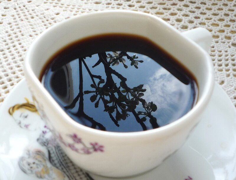 Гадание на кофе: вижу весну!