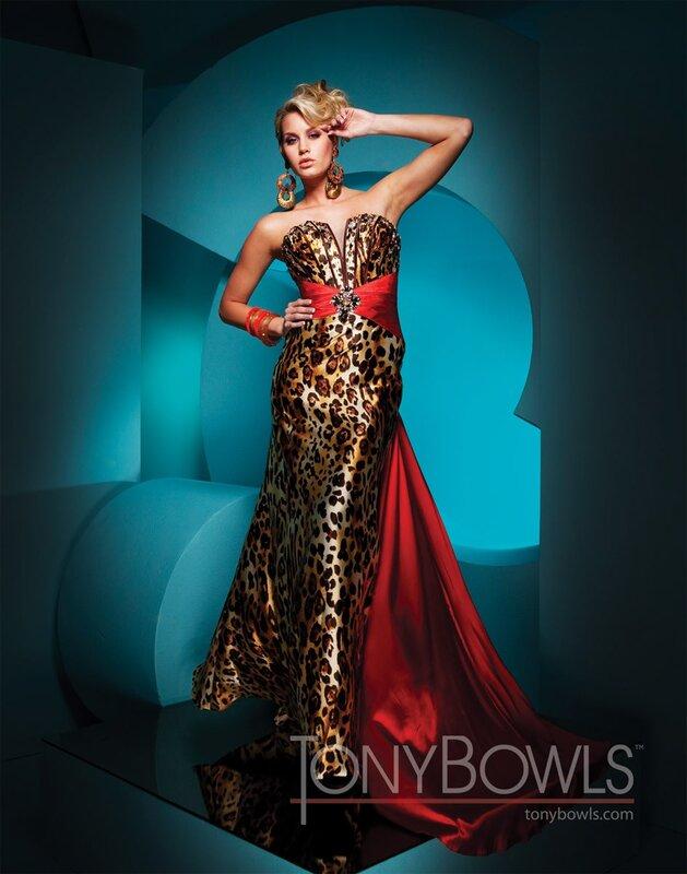 Платье с корсетом - фото.
