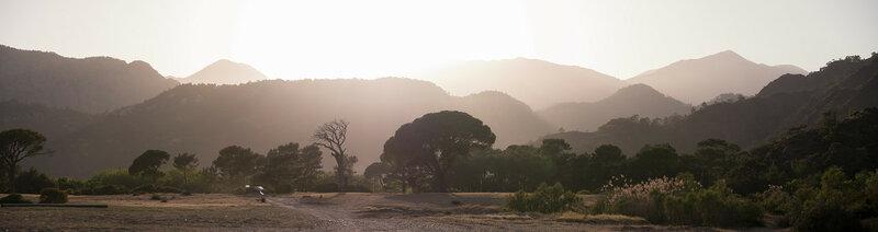 Карийская тропа (Бодрум-Акьяка) и немного Ликии