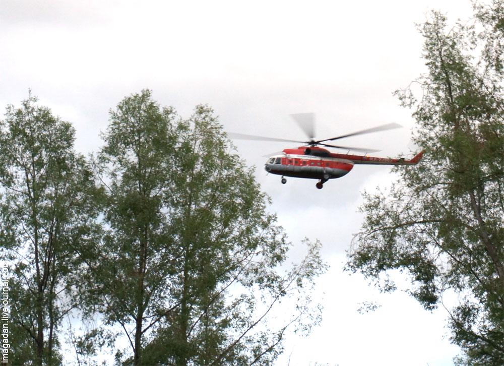 Халтек вернет вертолеты на северные воздушные трассы