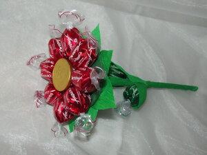 Подарок из конфет своими руками к дню учителя