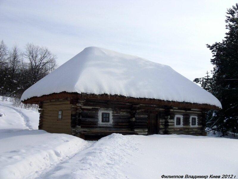 Музей Пирогова архитектуры и быта Украины.