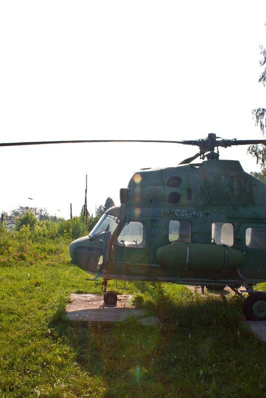 Авиапамятники Челябинска
