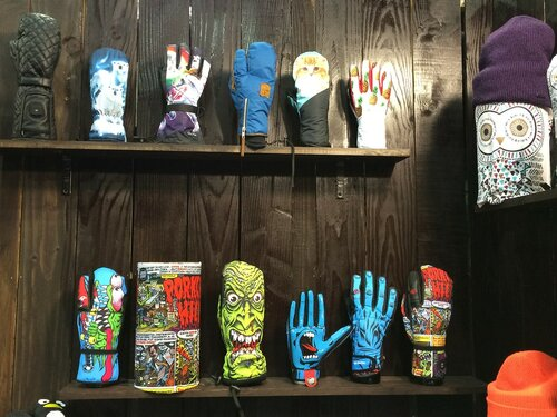 Как выбрать перчатки для сноуборда