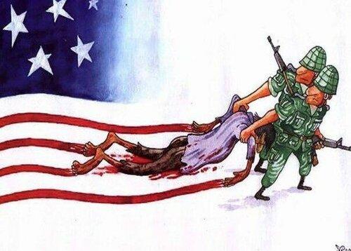 Как США поставляют оружие террористам по всему миру дипломатическими рейсами
