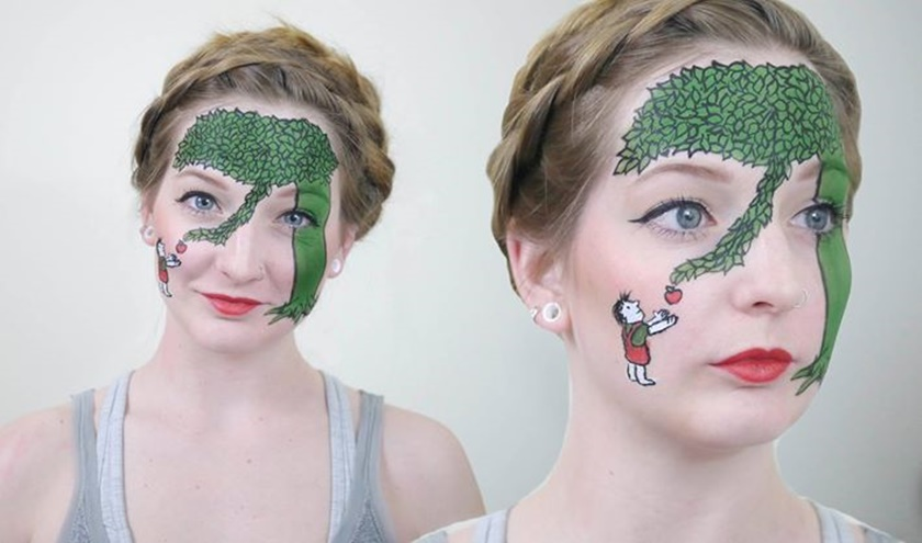 Девушка потрясающе меняет свое лицо с помощью макияжа 0 14225d 3b260bf4 orig