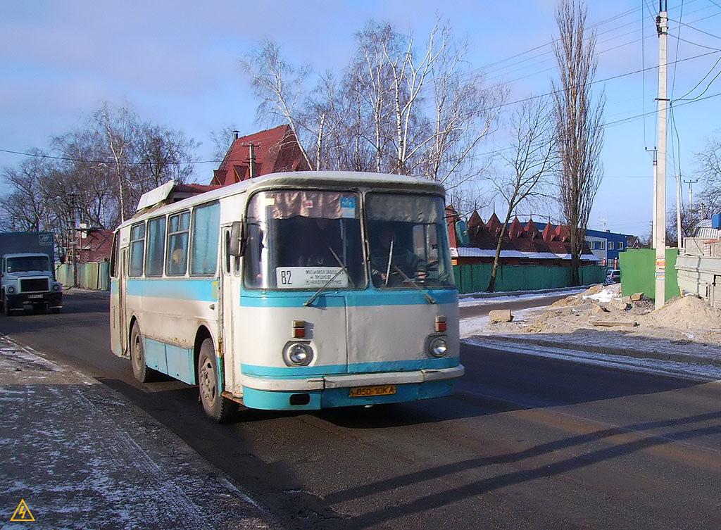Редкий, раритетный автобус на