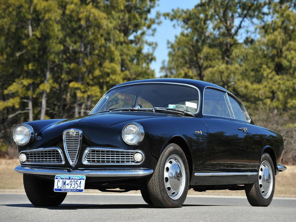 Alfa-Romeo-Giulietta-Sprint-1958 1962