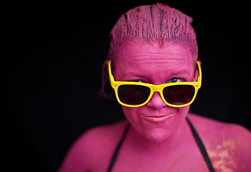 16. Снова лондонская Кейт. (AFP PHOTO/Leon Neal)