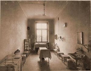 Вид части операционной в Узловой железнодорожной больнице.